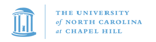 Logo for The University of North Carolina at Chapel Hill